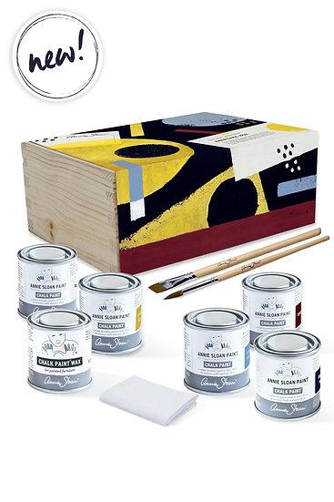 The Artist Box, Edition 1