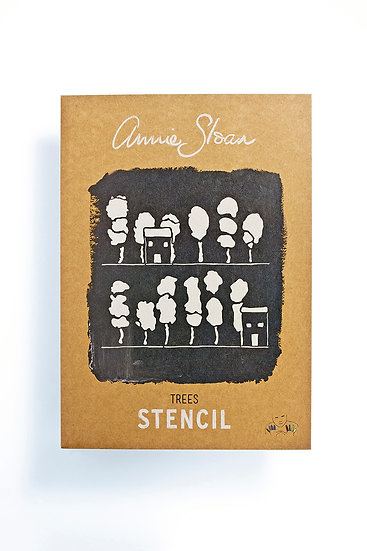Annie Sloan Stencil Collection, Trees