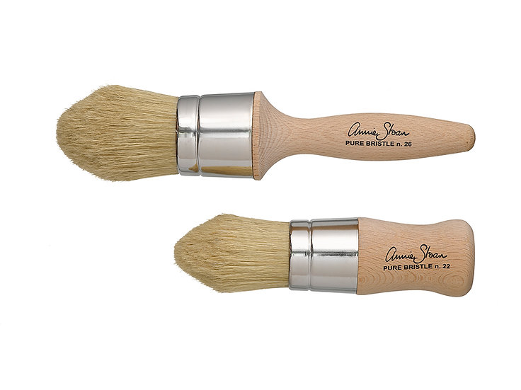 Chalk Paint Wax Brushes