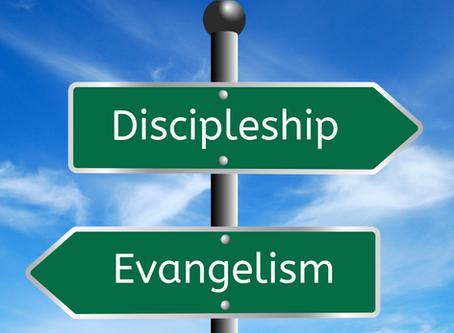 Master Plan to Disciple