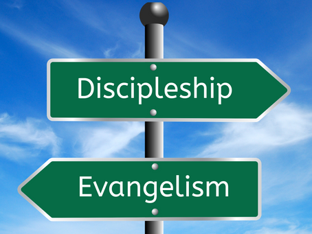 Master Plan to Disciple