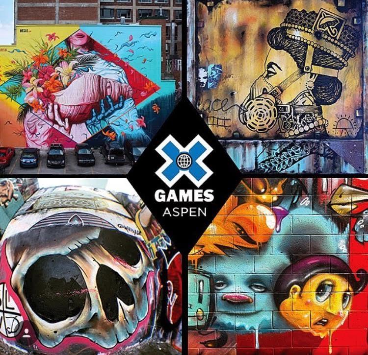 X Games Aspen // SPRATX