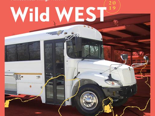 Wild WEST   Art Safari Bus Tour