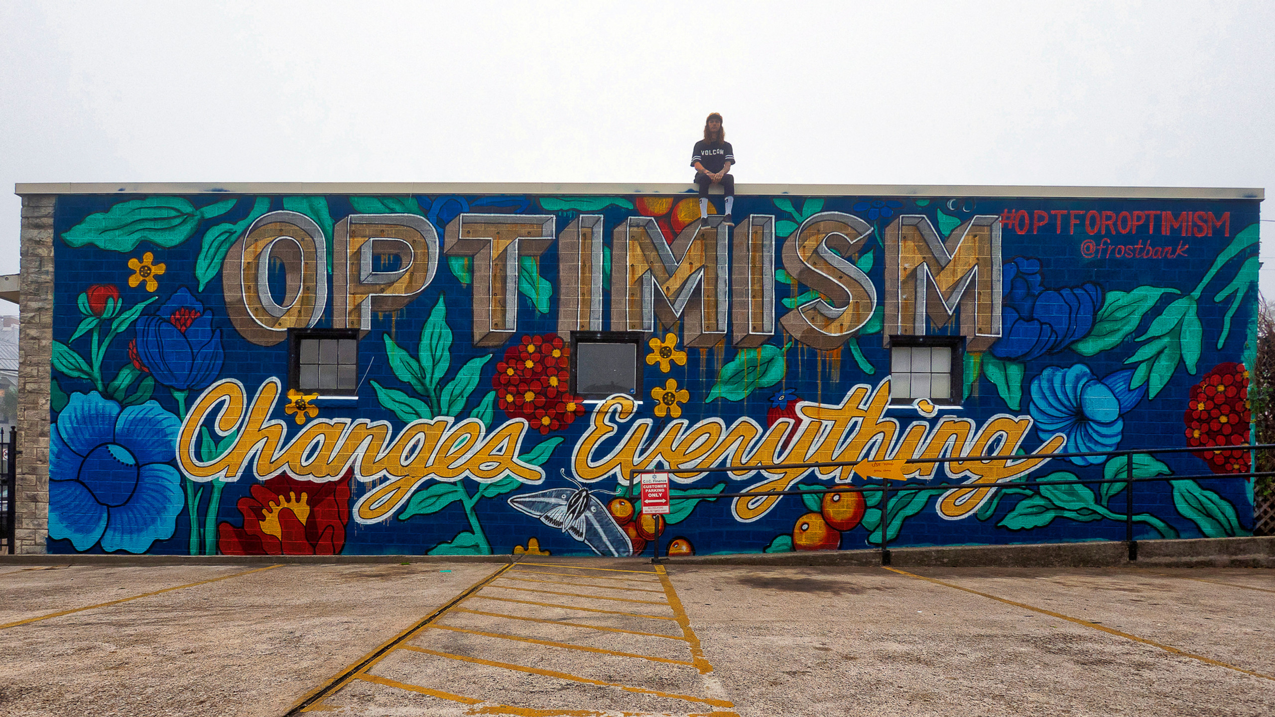 Optimism Changes Everything