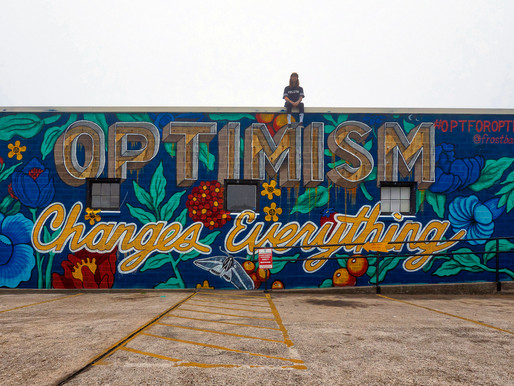 Opt For Optimism X Frost Bank
