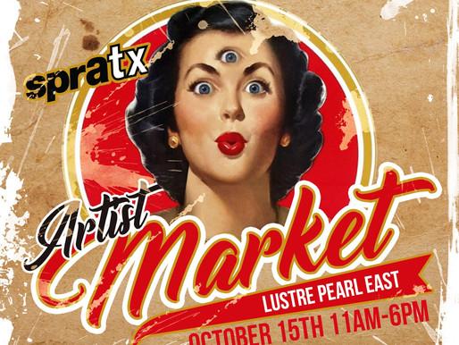 Spratx Artist Market