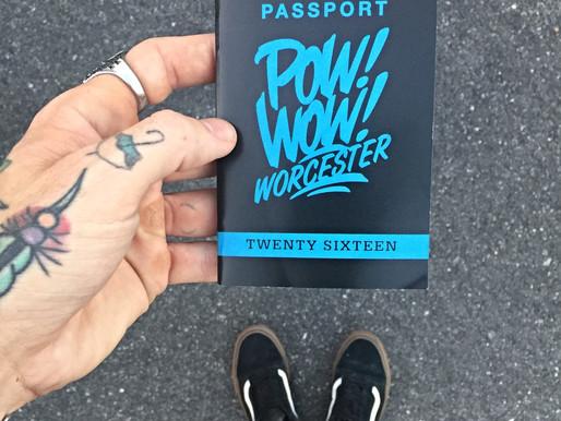 POW! WOW! Worcester Recap