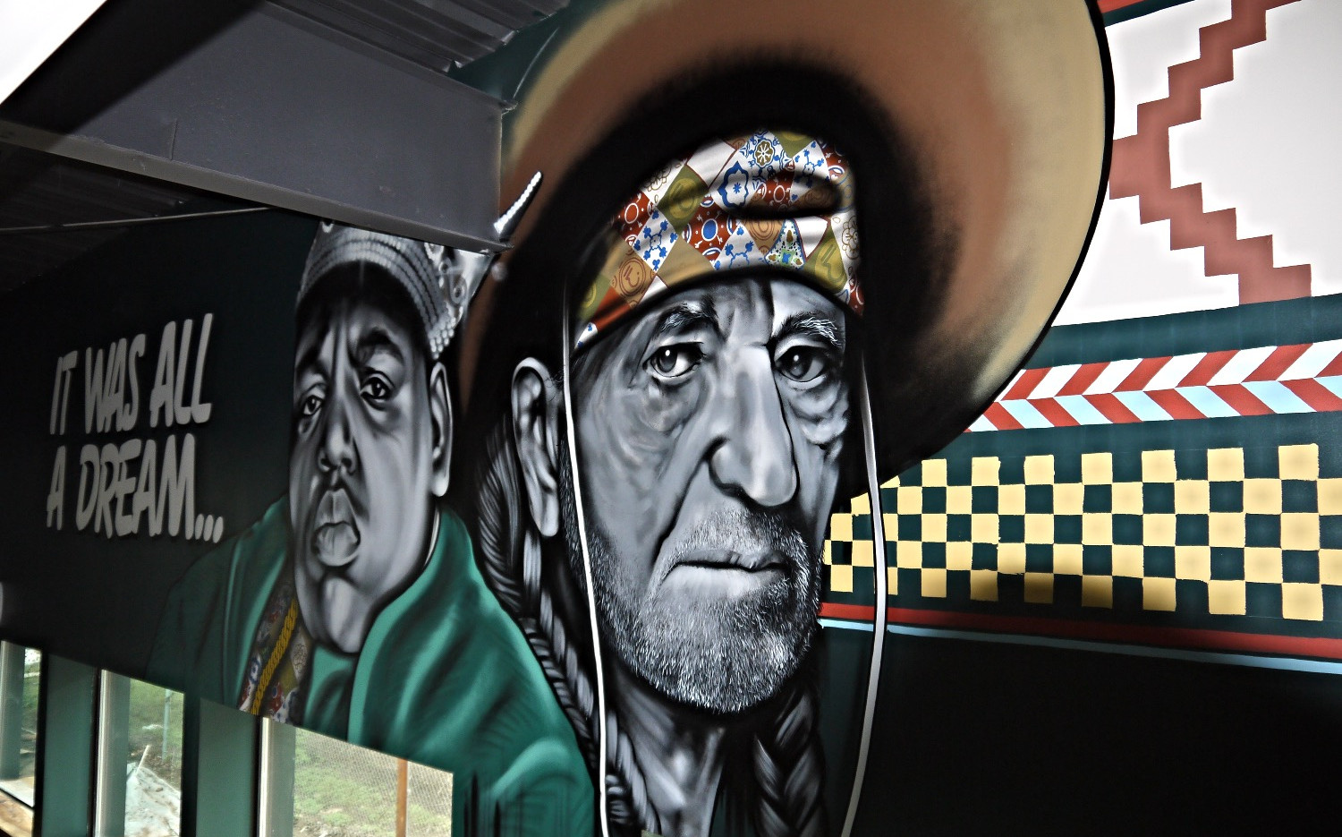 Notorious B.I.G. & Willie Nelson