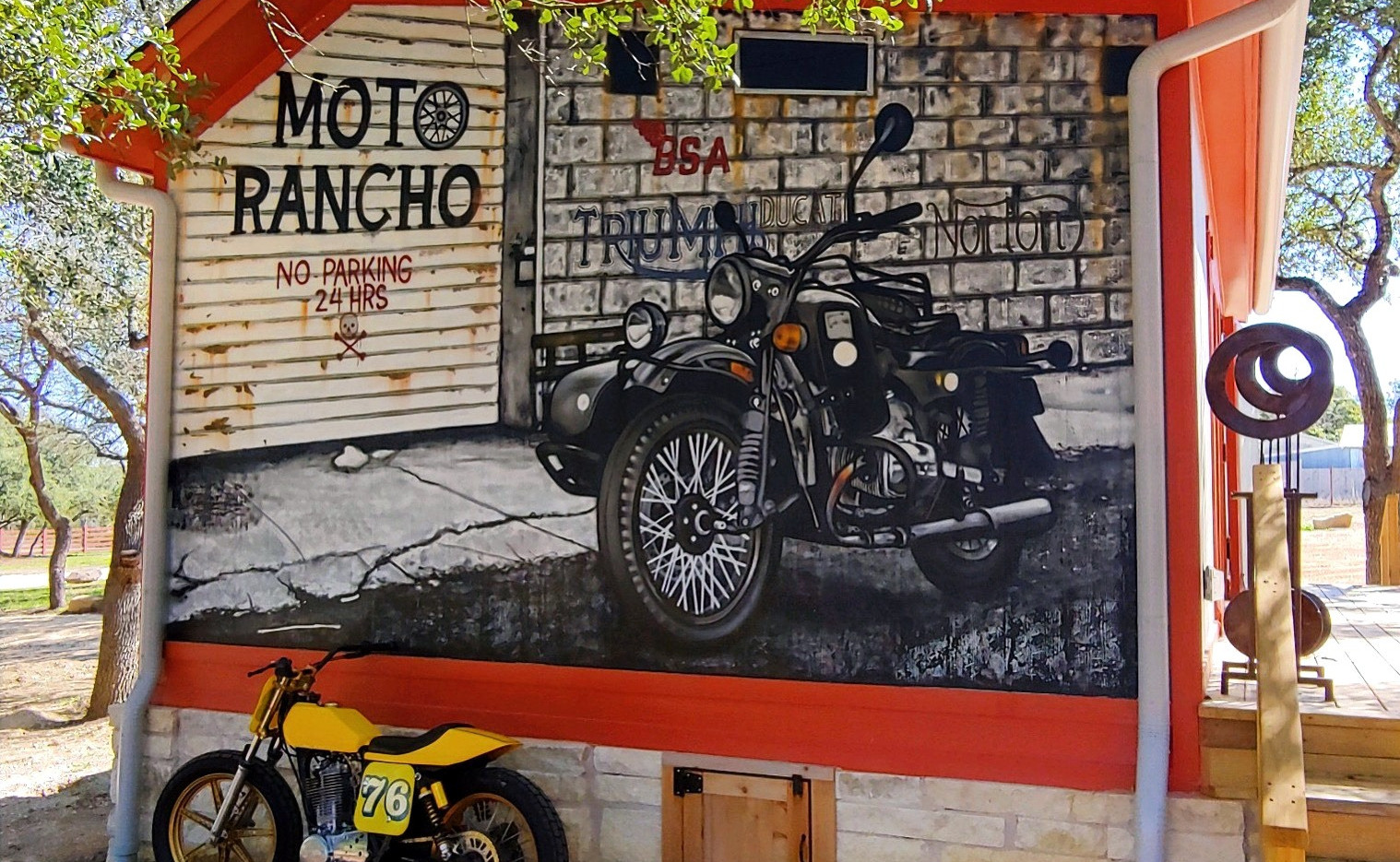 Moto Rancho