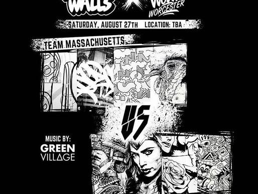 POW! WOW! Worcester X Secret Walls