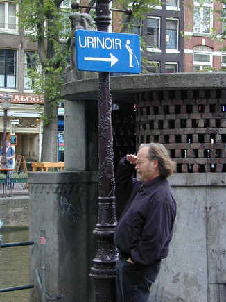 Have fun...but don't piss in the canals