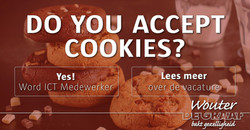 Do you accept cookies?