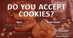 Do you accept cookies?