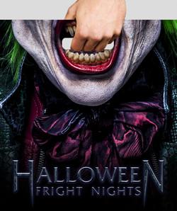 Halloween Fright Nights Shopper