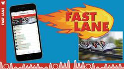 Presentatiesheet Fast Lane