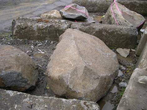 Large Selection of Boulders and Rocks