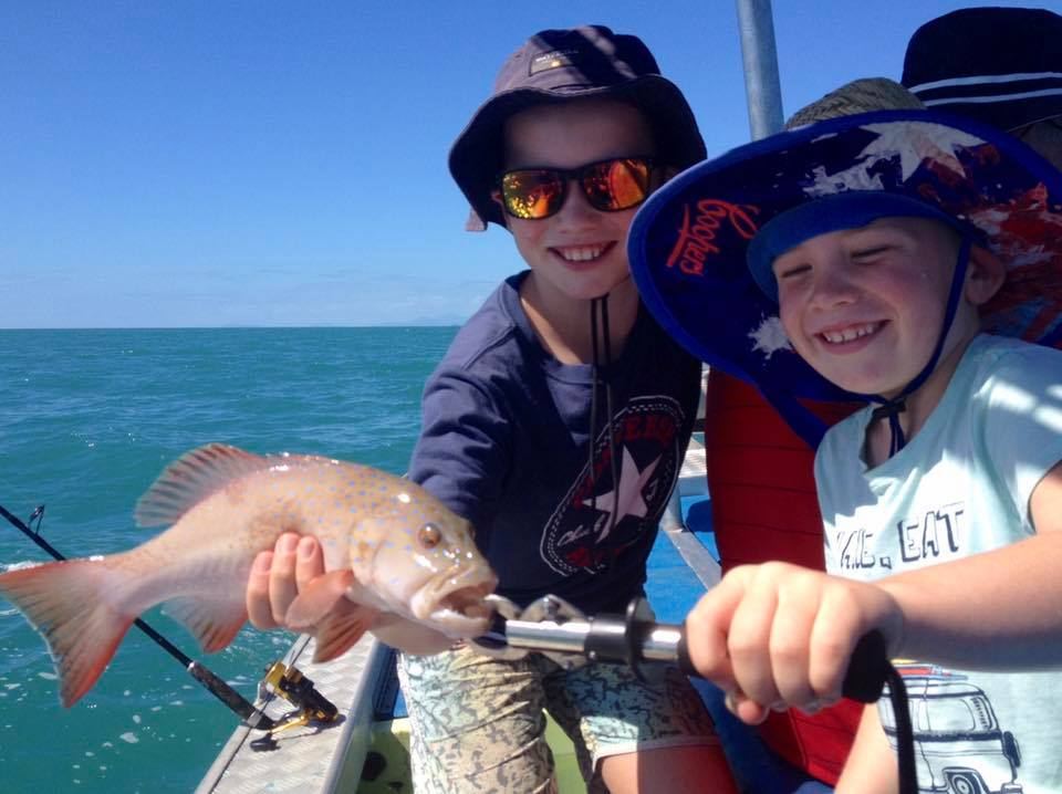 Fishing Charter Port Douglas