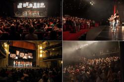 Cia Fusion e seu público (2014)
