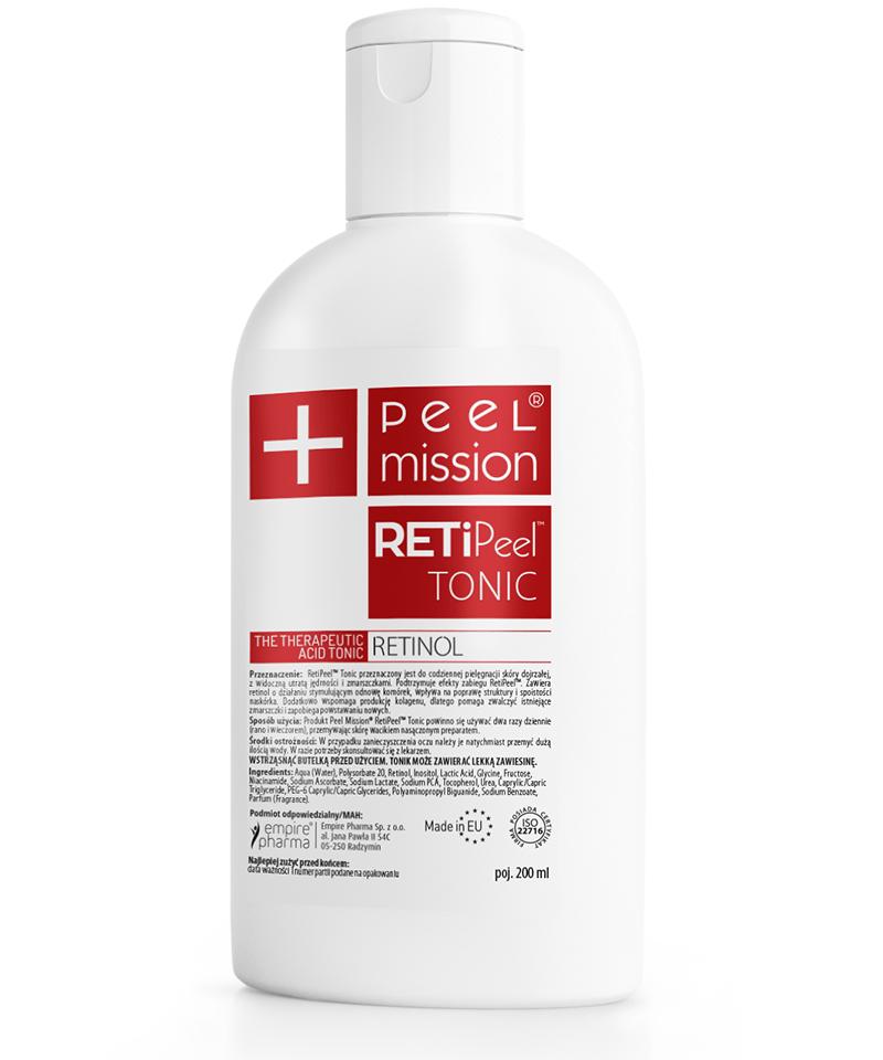 Tonik z retinolem - 90 zł