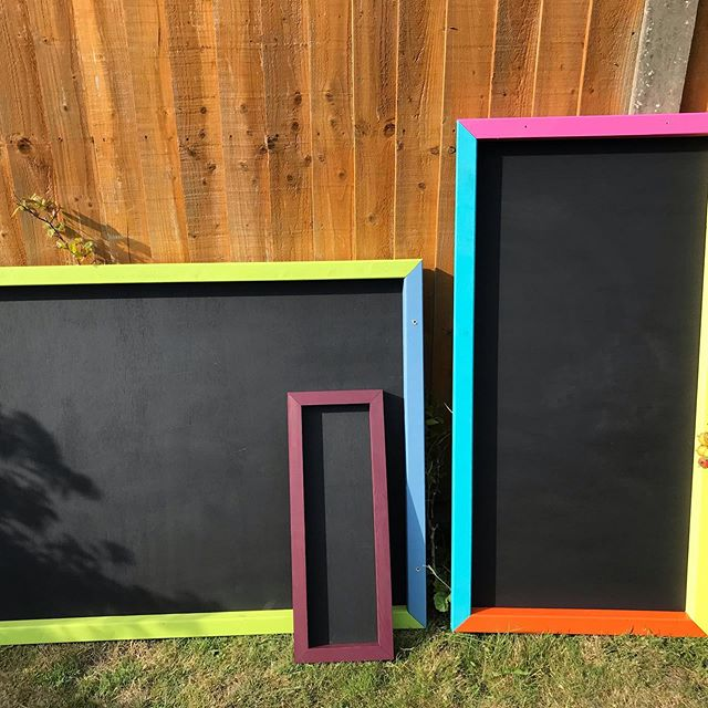 Chalk board variety