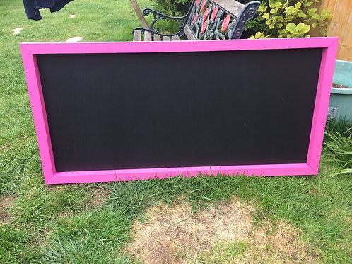 120x60 Chalkboard- Sweet Sundae