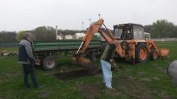 Bau Schusslinie