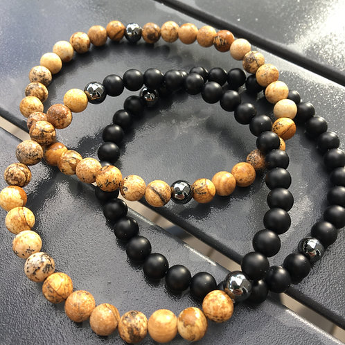 Sun and Moon XL Bracelets