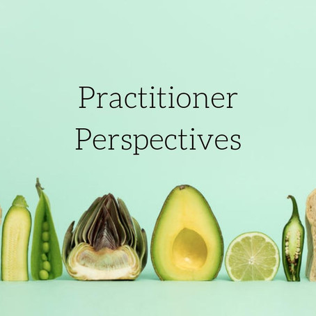 Practitioner Perspectives: Nutrition Books