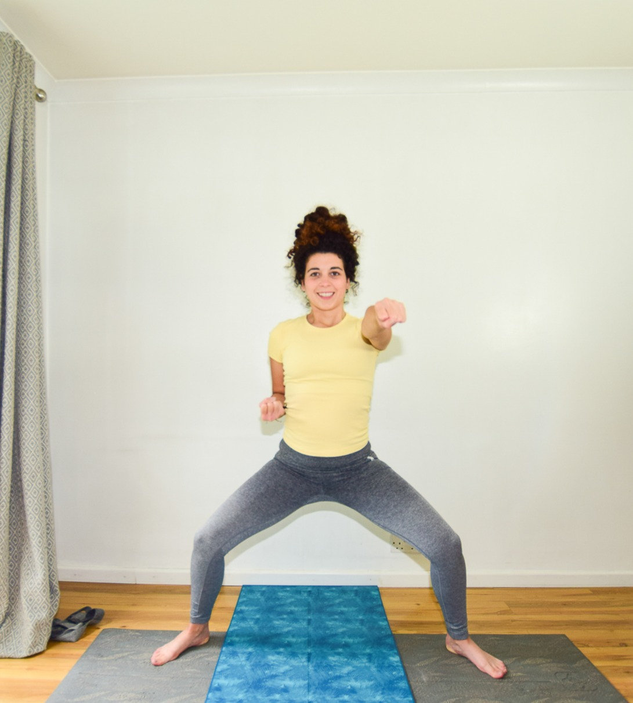 Online Vitalise -DDP Yoga (Intermediate)