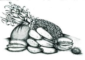Assortment of Fruits