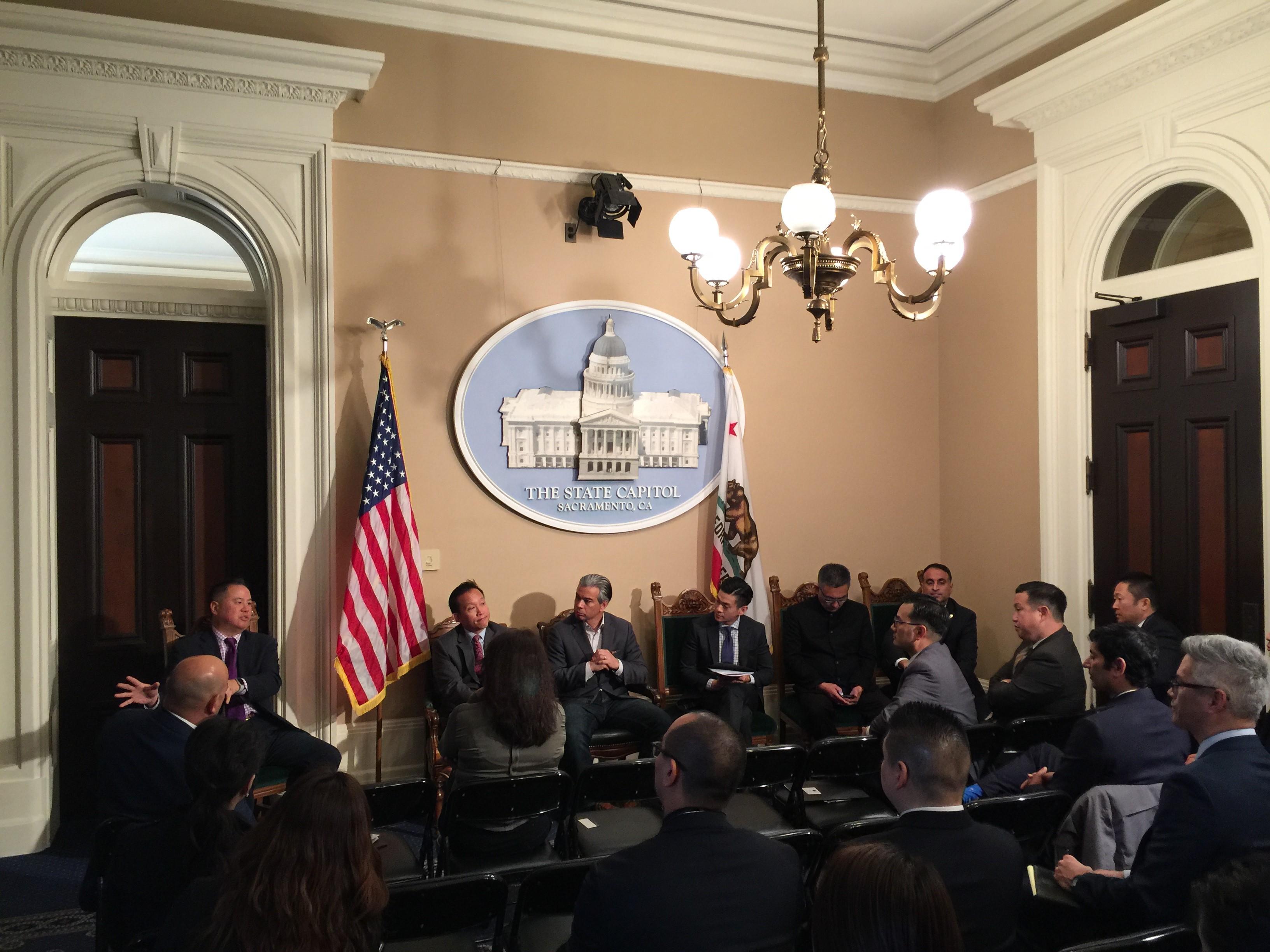 california lobby day api caucus