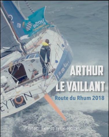 Arthur Le Vaillant - Route du Rhum 2018
