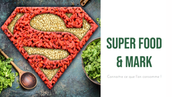 Super Food and Mark