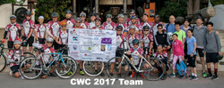 CWC 2017 team