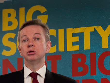 The Tory conference, Michael Gove, and why hard work doesn't always pay