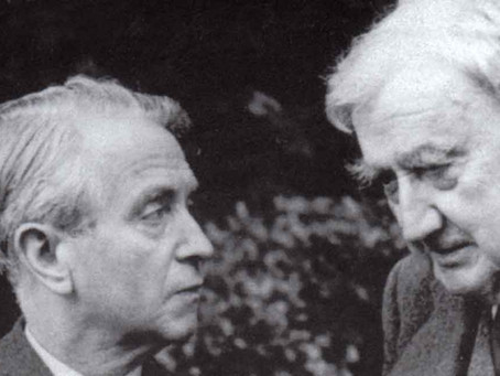 Herbert Howells and the Strange Man from Chelsea