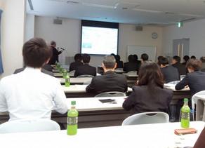 第1回東北 粉体・製剤技術勉強会(2019-2020)を開催いたしました。
