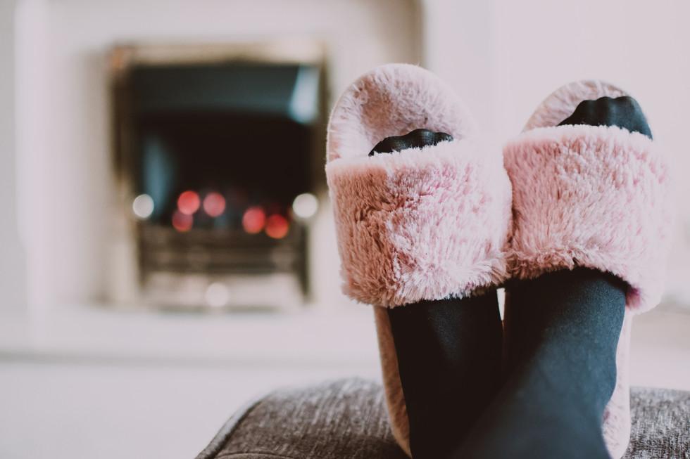 Por que cuidar dos pés no Inverno?