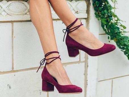 Como escolher sapatos confortáveis e adequados para você?
