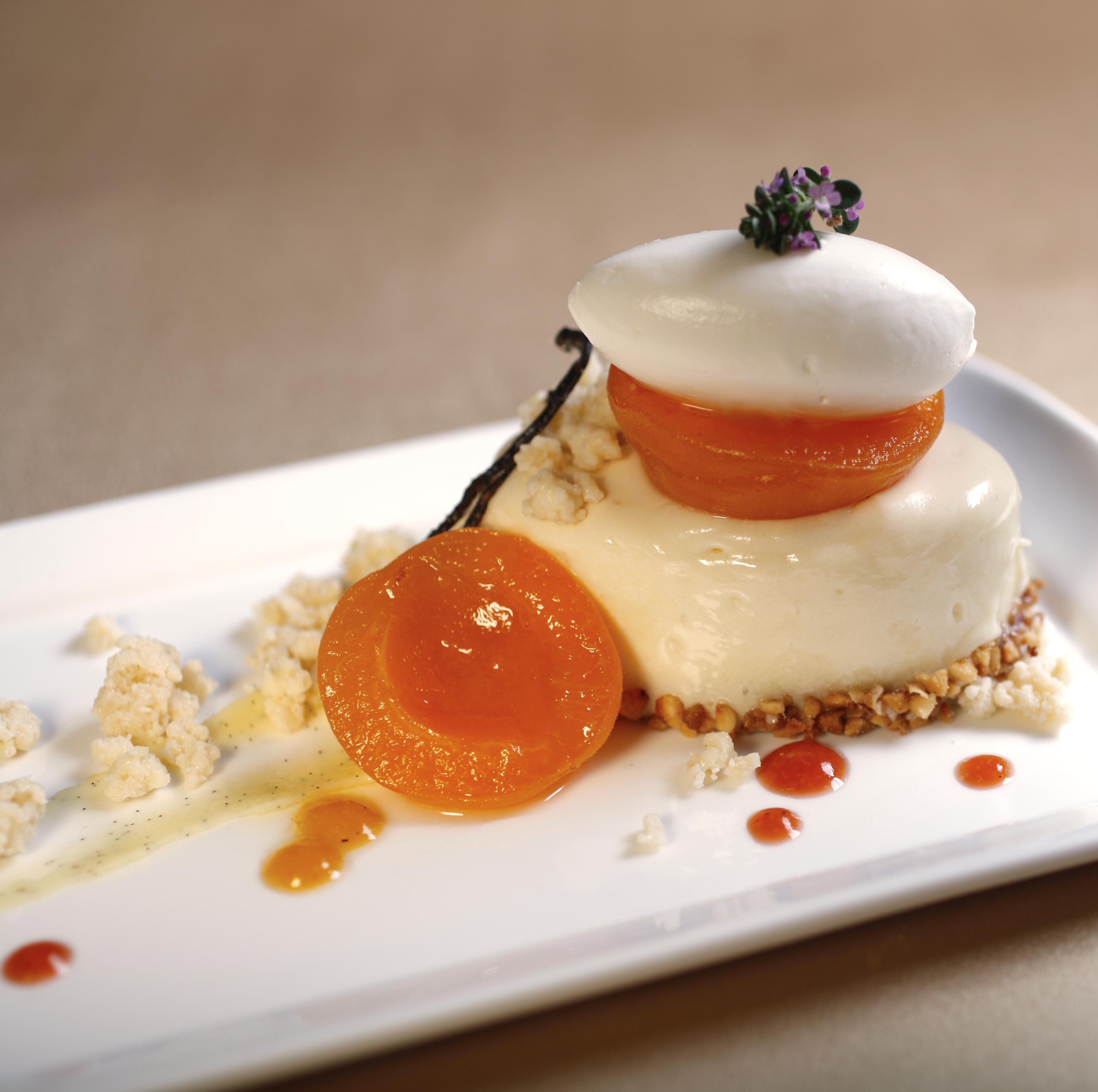 Apricot Cheescake