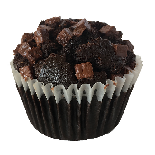 Gluten Free and Vegan Chocolate Muffin