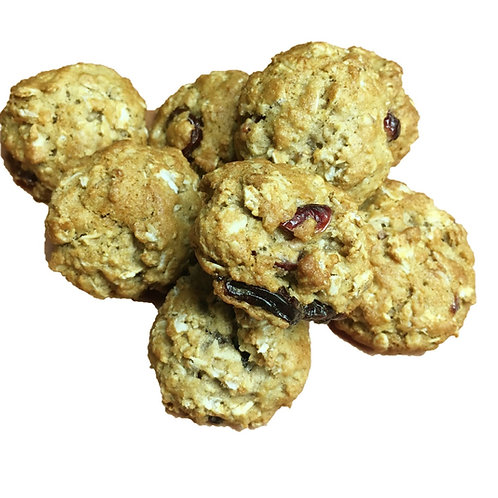 Oatmeal Cherry Chocolate Chips Cookies