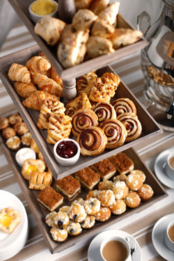 Assortment of Morning Pastries