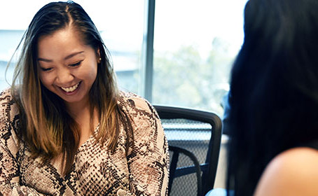 Meet our Client Account Manager Tiffany