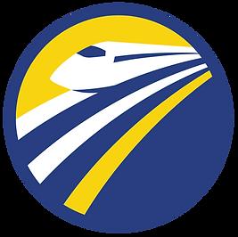 logo for ca high speed rail