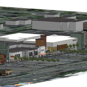 Mall Upgrade Progresses