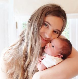 Emilia's 1 Month Update