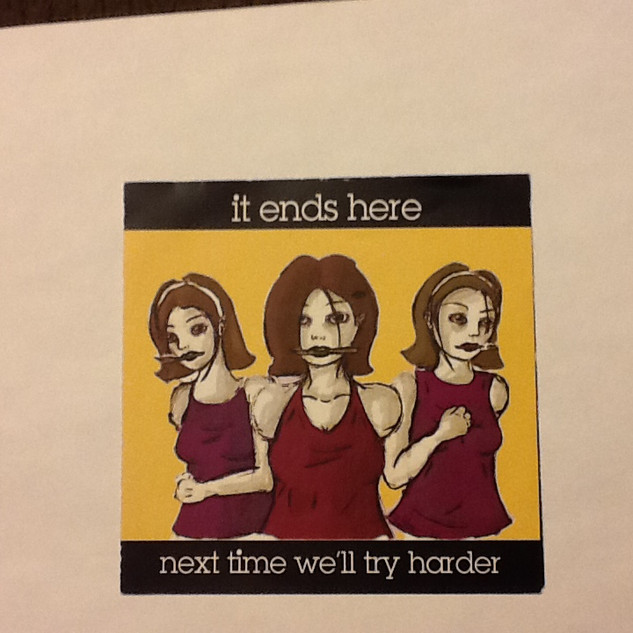 It Ends Here - Next Time We'll Try Harder (2003)