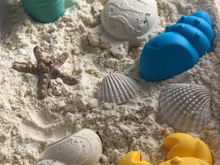 DIY Spielsand