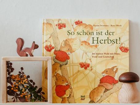 Die schönsten Kinderbücher im Herbst